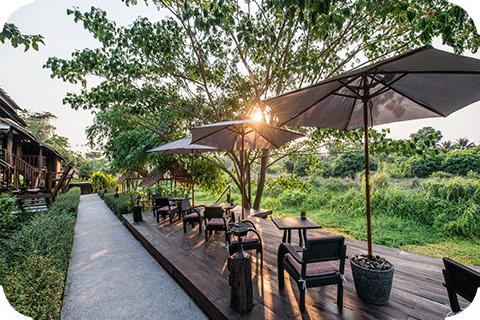 Stillness Retreat in Thailand
