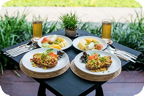 Vegan Food in Thailand