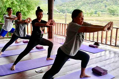 All Inclusive Yoga Retreat Thailand