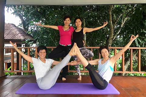 All Inclusive Yoga Retreat Thailand, Chiang Mai