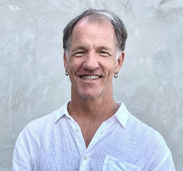 Meditation and Yoga Retreat Host Miguel Kirjon