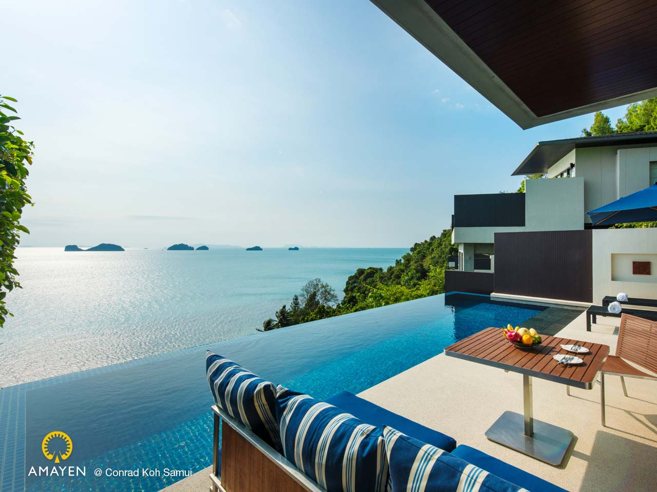 "Luxury Retreats in Koh Samui with ""Law of Attraction"" by AMAYEN"